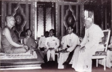 File:JP II in buddhist temple.jpg