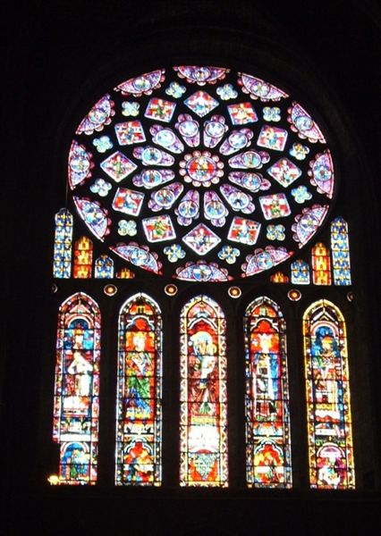 File:Chartres rose window north transept.JPG