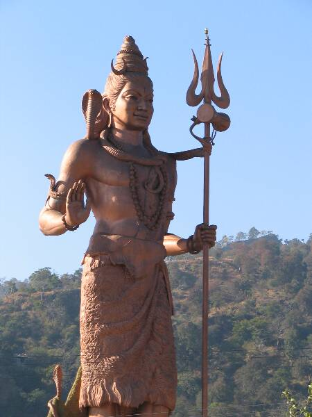File:Shiva with a trident.jpg