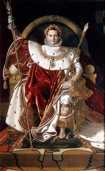 File:Napoleon on his Imperial throne.jpg